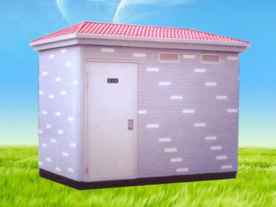 产品信息:箱式变电站